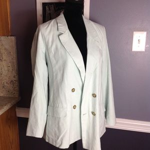 Abercrombie and Fitch Linen Jacket